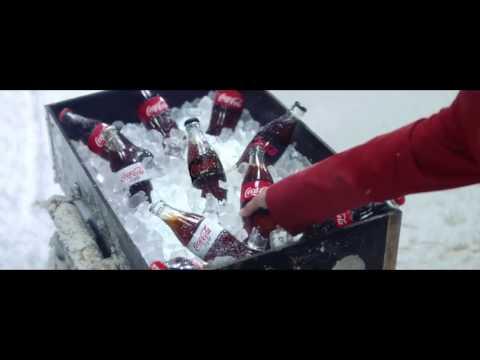 Coca Cola for Christmas -  Taste The Feeling