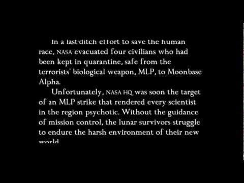 Moonbase Alpha Adventures 3: Vengeance Of The Vowels