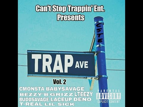 C.S.T.E. Trap Avenue Vol.2 Mixtape
