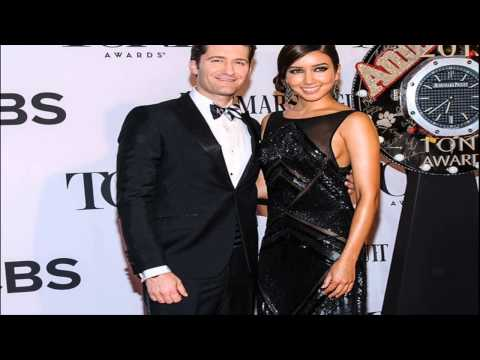 Matthew Morrison Engaged to Girlfriend of Two Years Renee Puente