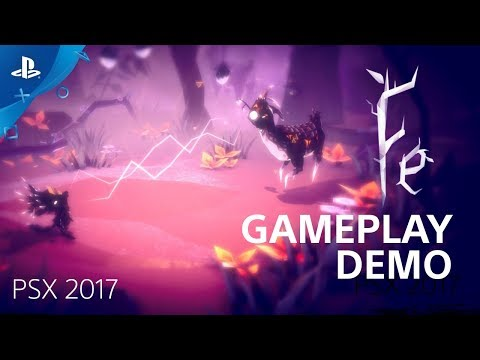 Fe  PSX 2017 Gameplay Demo  PS4