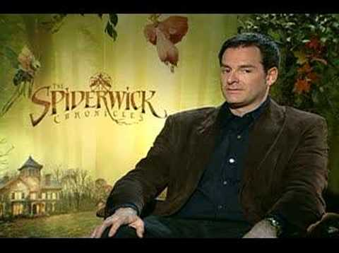 Mark Waters  for The Spiderwick Chronicles