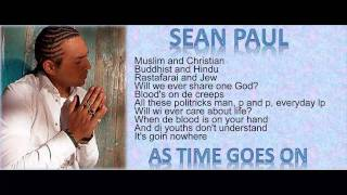 Sean Paul - As Time Goes On ( 2005 )
