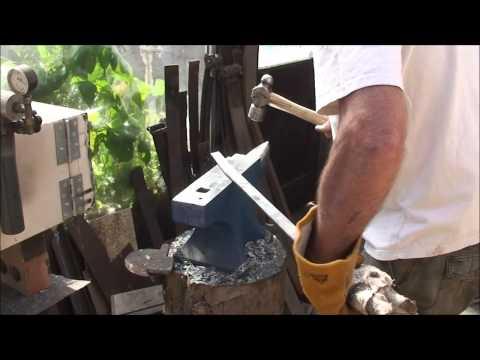 Truck spring Katana sword