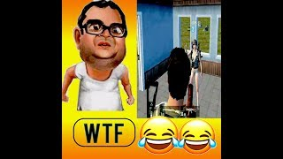 PUBG mobile funny moments | You will laugh 1000 times | Funny jokes voice record