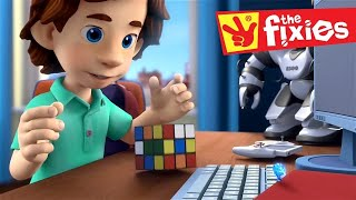 The Fixies ★ Rubiks CUBE - More Full Episodes ★ Fixies English | Fixies 2019 | Cartoon For Kids