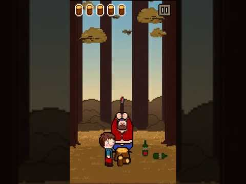 Chopping Wood With Your Drunk Dad Simulator