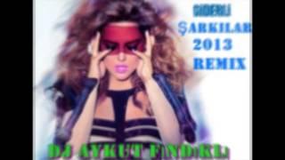 Dj AyKuT FıNDıKLı - Demet Akalın Giderli Şarkılar Remix 2013