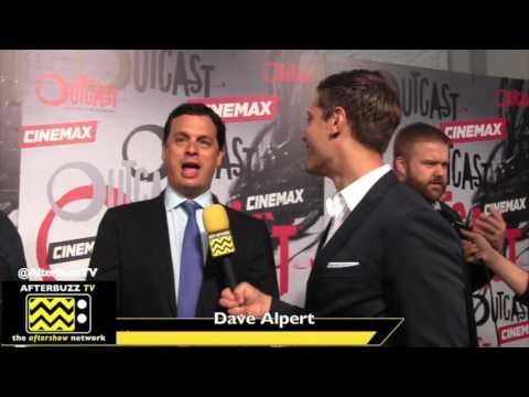 Dave Alpert Interview   Outcast Season 1 Premiere
