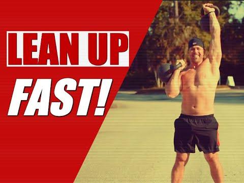 7 Minute Total Body Kettlebell Workout Burn Fat & Build Strength | Chandler Marchman