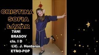 CRISTINA SOFIA LAZAR PROMO BWF2019