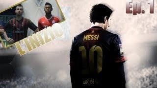 FIFA 14| Let's Fifa 1# - Road to GLORY - L'inizio!