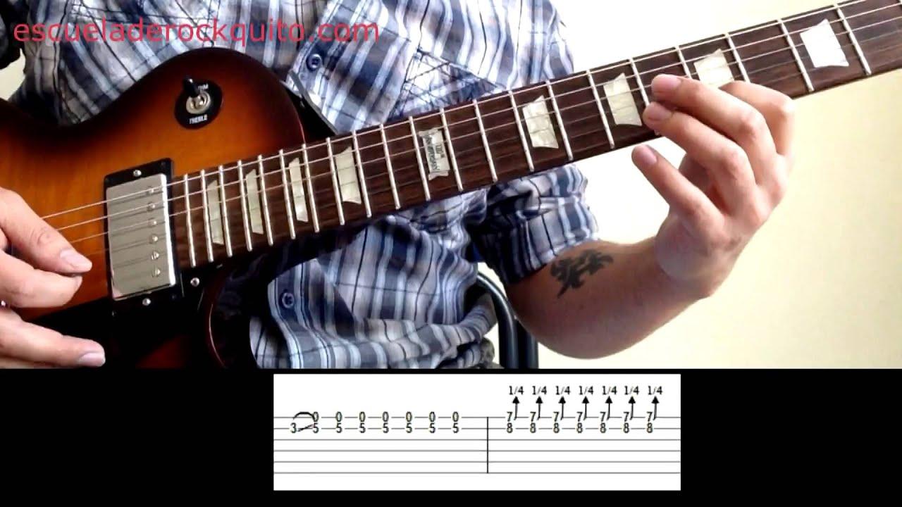 5 punteos de blues que deberà as conocer with loop control