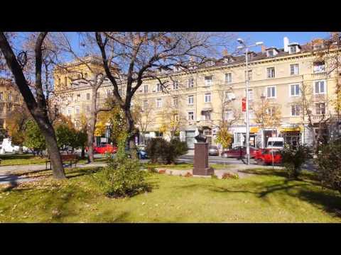 Dimitrovgrad new city on the banks of the Maritsa River