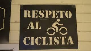 Campaña de Nueva Convivencia Vial Chile 2018 #CiclovíaParaSanAntonio