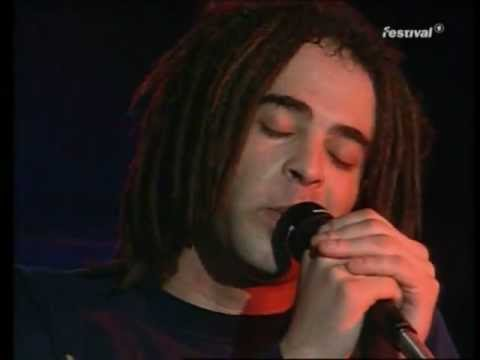 [HD] Counting Crows - Mr. Jones (1994 Live TV)