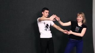 Уроки танцев Бразильский зук, Урок 10 - zouk combination#2