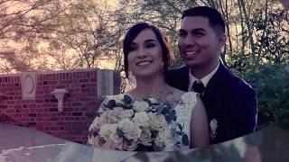 Jasmine and Enrique wedding intro