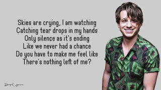 Charlie Puth Skyscraper Lyrics.mp3