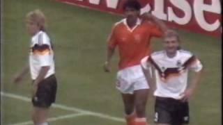 WM 90 Deutschland - Holland 2-1