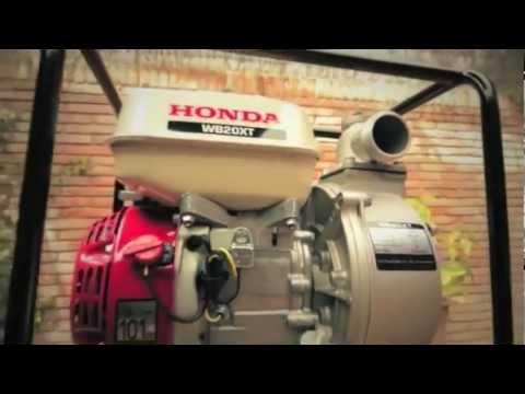 Motobomba De Caudal Honda thumbnail