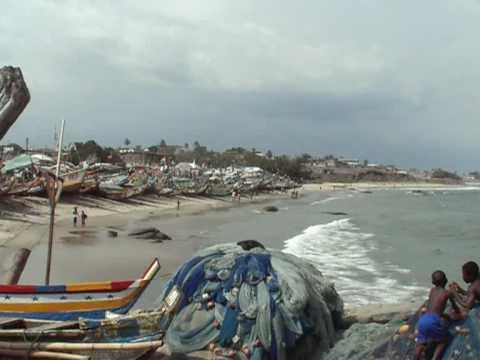 Winneba (Fishing Harbour), Central Region - Ghana