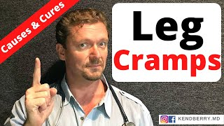 Leg Cramps: 7 Causes and 7 Cures