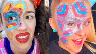 INCREDIBLE JOJO SIWA MAKEOVER!