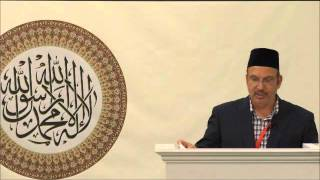 Blessings of Spending in the way of Allah Speech Sadar Sahib Ansarullah Japan