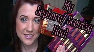 My Sephora & Scentsy Haul! Thumbnail