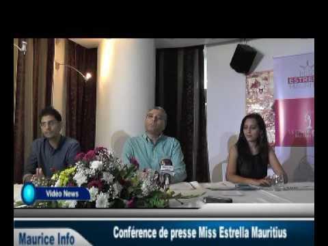Conférence de presse Miss Estrella Mauritius - Part 4