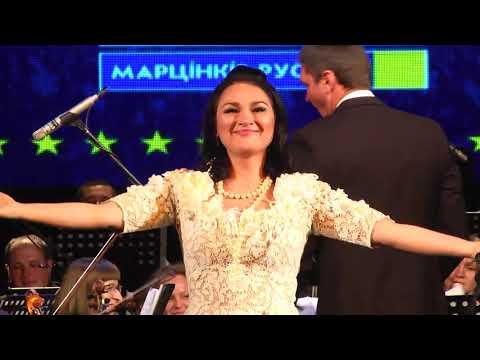 Вручення відзнаки Асамблеї Ради Європи. Концерт. 1 частина