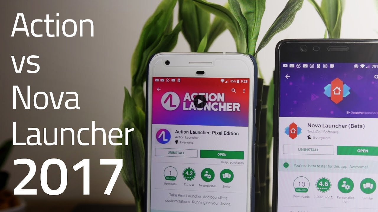 Which Android Launcher Should You Use? We Compare the Best!