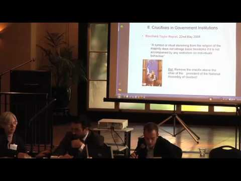 Religious Norms Conference Berkeley 2011: Panel 4