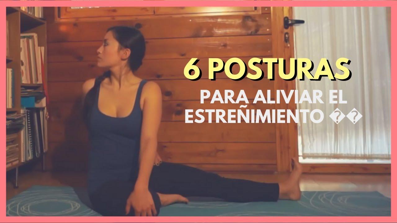 Yoga Para El Estreñimiento Posturas De Yoga Sistema Digestivo Youtube