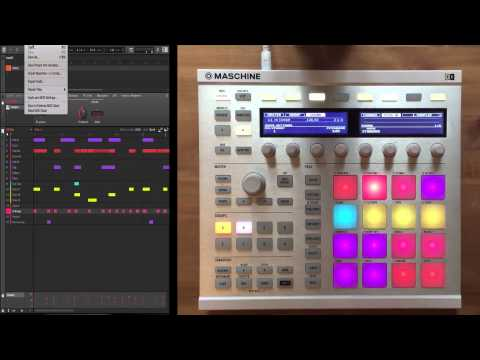 Planet 808 from Niche Audio - Sample Pack Review on Maschine