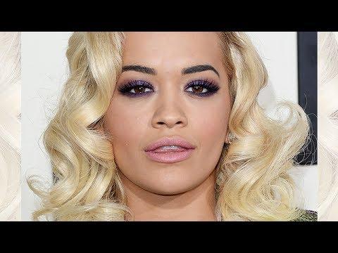 Rita Ora Grammys 2014 Inspired Makeup Tutorial