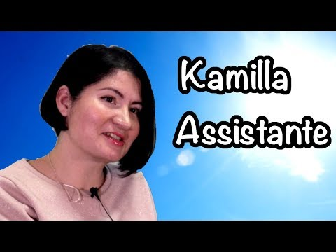 Agence de Rencontre CQMI : Kamilla - assistante