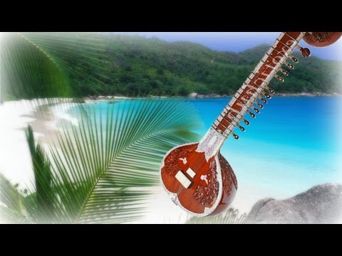 ♒ Pure Chill-Out 3: Indian Ocean + Sitar