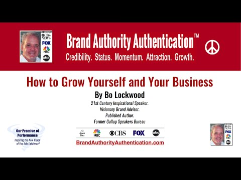 Brand Authority Authentication: Details of the Offering