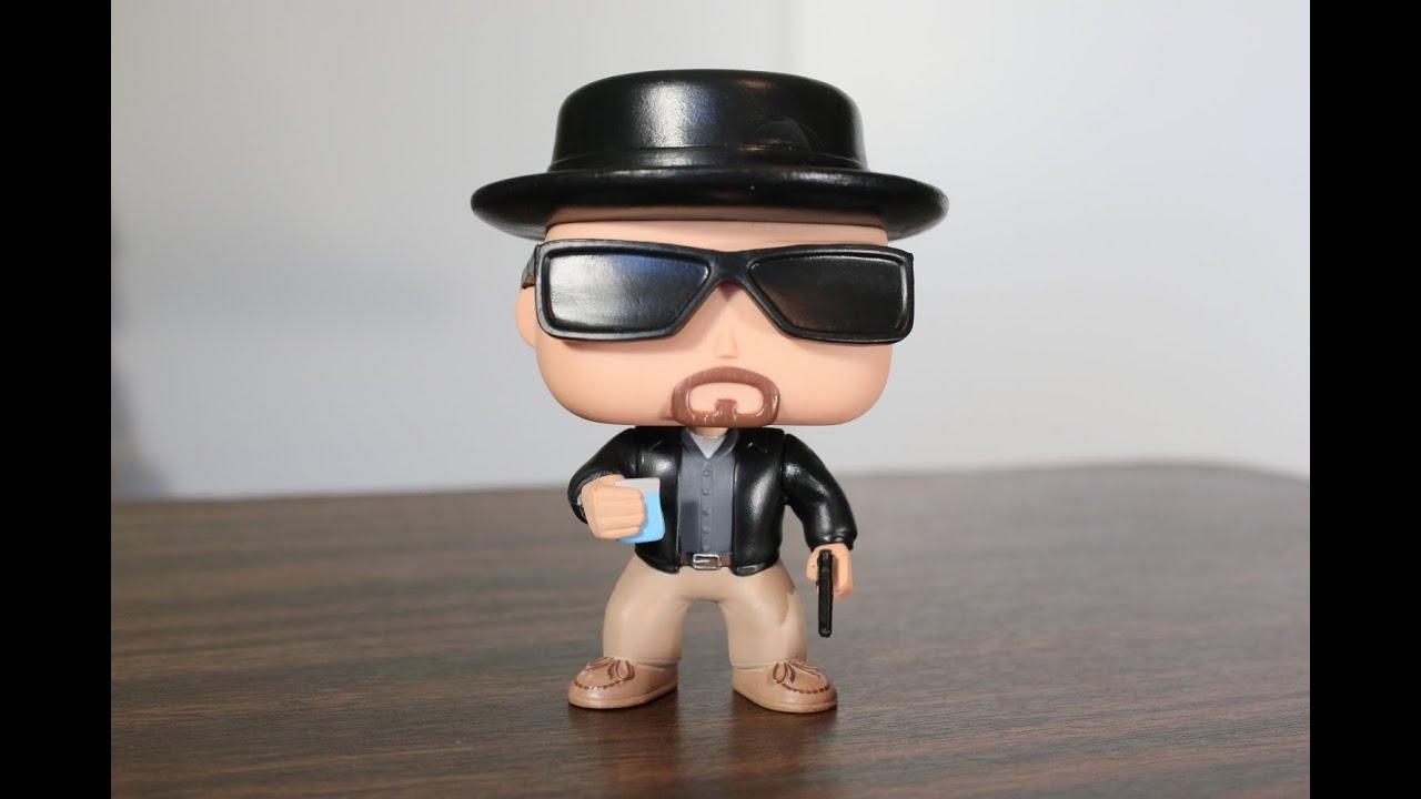 Heisenberg Breaking Bad Funko Pop Review Youtube