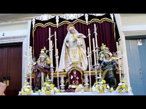 EL RINCÓN DEL COFRADE-Altares de Corpus (Cádiz) 2018