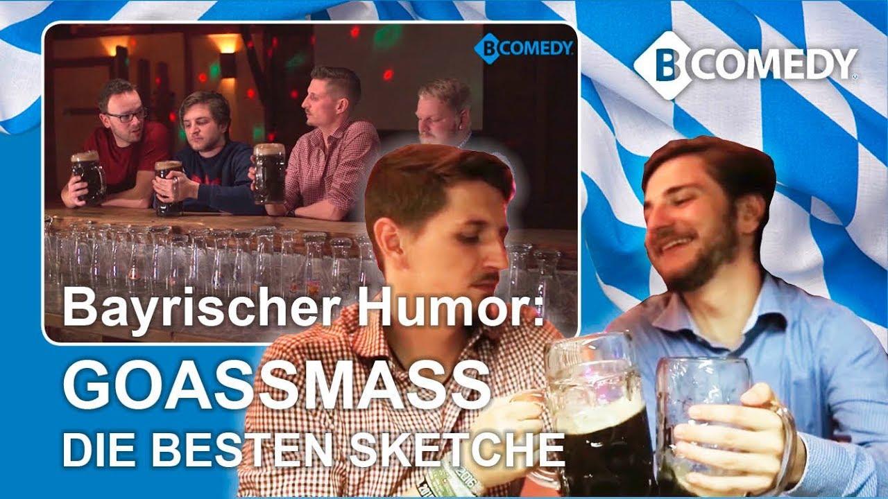 Comedian Bayrisch