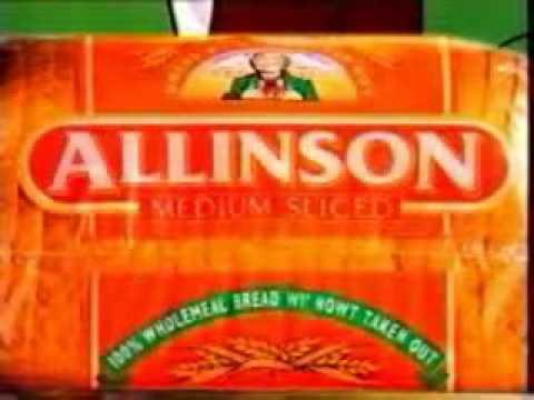 Classictvads.co.uk - Allinson Bread