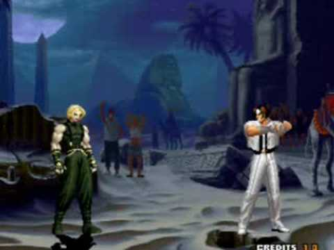 King of Fighters 2003: Adel Playthrough [Part 1]