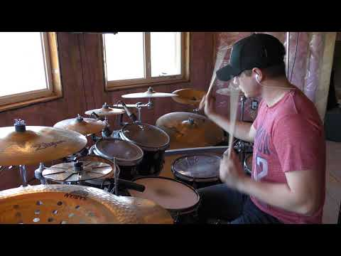 Avenged Sevenfold - The Wicked End - Drum Cover by Collin Rayner