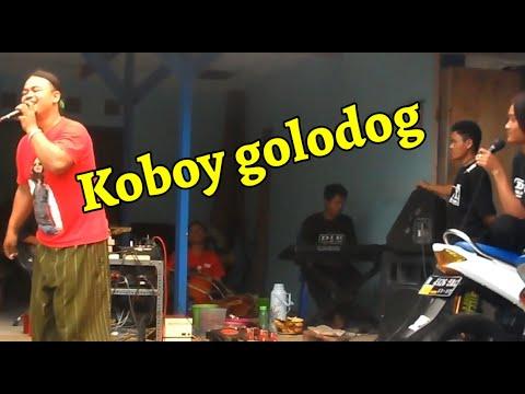 iink kurnia - koboy golodog cover HJS.. ( BARANGKAL #5 )