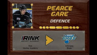 Pearce Gare - CSSHL to MJHL | Stand Out Sports Client Hall of Fame