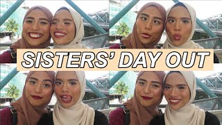 SISTERS' DAY OUT! ++ short grwm💄!