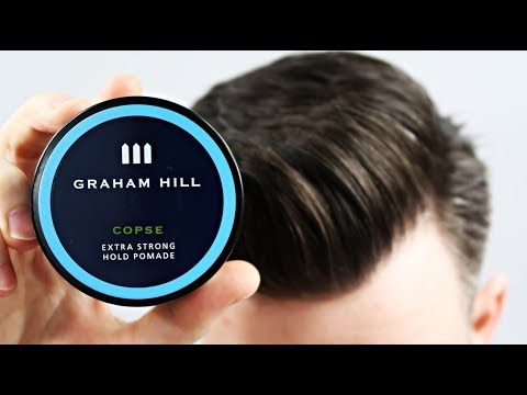 Graham Hill #3 | Copse Extra Strong Hold Pomade